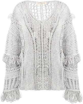 Oneonone oversized knitted jumper
