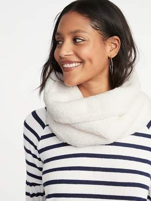 Old Navy Sherpa Infinity Scarf for Women