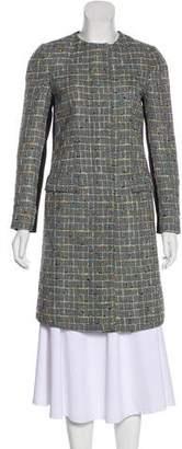 Paul Smith Tweed Wool Coat