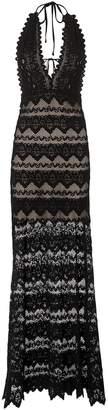 Nightcap Clothing Lima Lace Maxi Dress