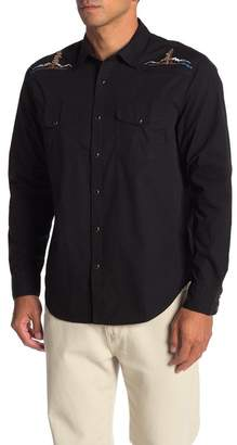 Lucky Brand Classic Fit Sante Fe Western Shirt