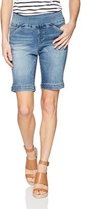 Jag Jeans Women's Ainsley Pull on Bermuda Short