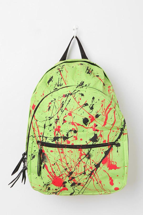 Zara Terez Hand-Painted Backpack