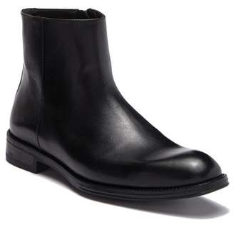 Donald J Pliner Pavel Brush Leather Chelsea Boot