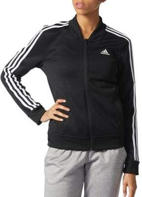 adidas Tricot Snap Track Jacket