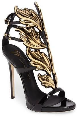 Women's Giuseppe Zanotti 'Cruel' Wing Sandal $1,595 thestylecure.com