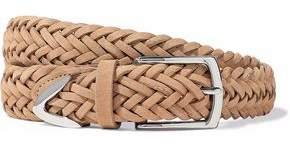 Rag & Bone Braided Suede Belt