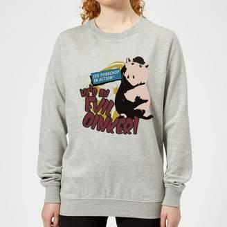 Toy Story Evil Oinker Women's Sweatshirt