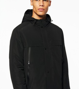 Andrew Marc CAGNEY FULL-LENGTH HOODED PARKA