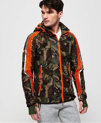 Superdry Sprint Attacker Camo Jacket
