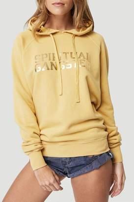 Spiritual Gangster Golden Sun Hoodie