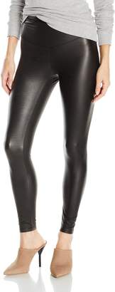 Yummie by Heather Thomson Women's Tony Faux Leather Legging