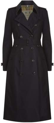 Burberry Chelsea Long Heritage Trench Coat