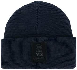 Y-3 knitted beanie