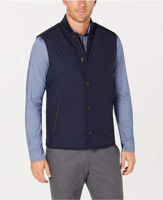 Tasso Elba Men's Renzo Quilted Vest