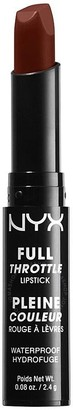 Nyx / Full Throttle Lipstick Loaded .08 oz (2.4 ml)