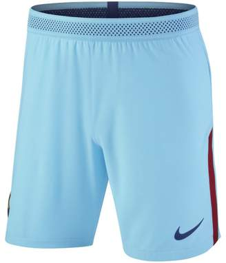 Nike 2017/18 FC Barcelona Vapor Match Men's Football Shorts