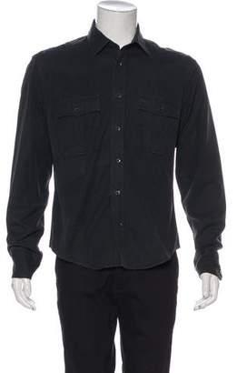 Gucci Military Twill Shirt