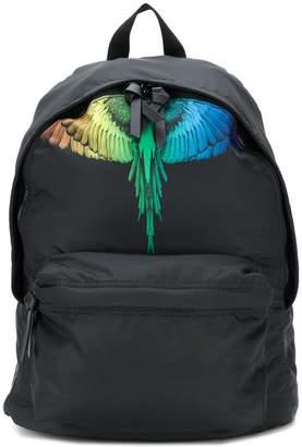 Marcelo Burlon County of Milan rainbow wings backpack