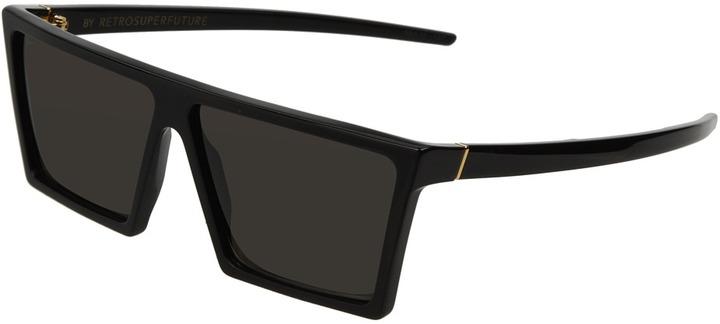 Super W (Black) - Eyewear