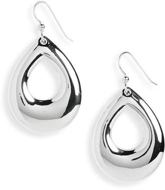 Simon Sebbag Cutout Teardrop Earrings