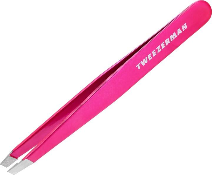 Tweezerman - Pink Perfection Slant Tweezer