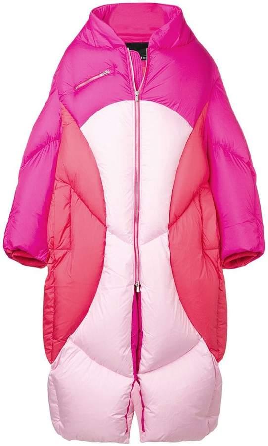 Cheng Peng oversized padded coat