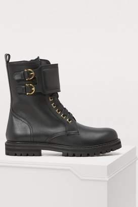 Salvatore Ferragamo Crotone boots