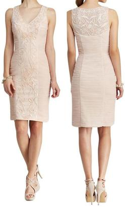 Sue Wong - Sleeveless Ruched Cocktail Dress N4203 $687 thestylecure.com