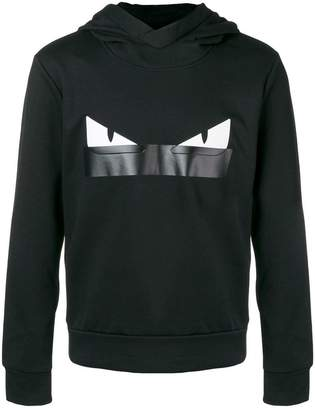 Fendi monster hoodie
