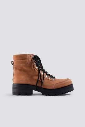 Gestuz Sando Boots Caramel Caf