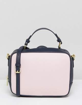 Jack Wills Boxy Midi Bag With Chain Detail