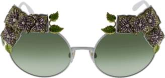 Dolce & Gabbana Ortensia Limited Edition Sunglasses