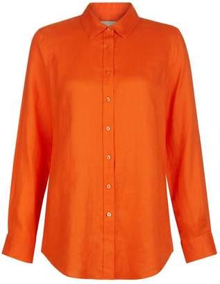 Hobbs Kristina Linen Shirt