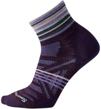 Smartwool PhD Outdoor Ultra Light Pattern Mini Sock - Women's