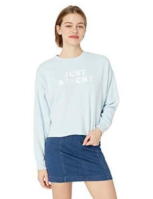 Billabong Women's Coastal Tides Sweatshirt,S