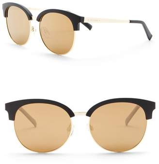 Cole Haan Clubmaster 55mm Sunglasses