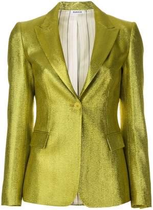 P.A.R.O.S.H. slim-fit blazer