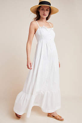 Anthropologie Arcadia Maxi Dress