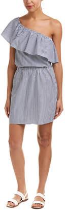 Ella Moss One-Shoulder A-Line Dress
