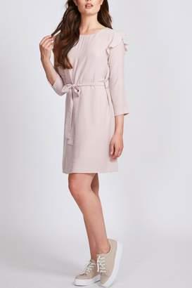 Dry Lake 3/4 Sleeve Dress