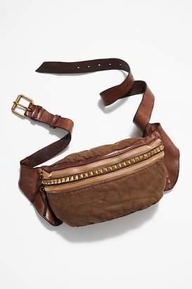 Free Standard Shipping At People Campomaggi Marsupio Studded Belt Bag