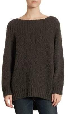 Vince Oversized Popcorn Sweater