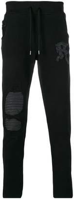 RH45 drawstring waist track pants
