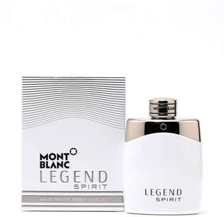 Montblanc Mont Blanc Legend Spirit Men's Eau De Toilette Spray