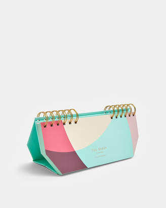 Ted Baker DYERR Weekly planner