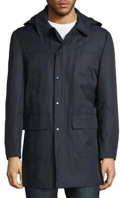 Lauren Ralph Lauren Hooded Duffle Coat