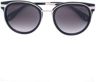 Carolina Herrera round sunglasses