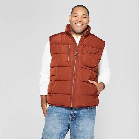 Goodfellow & Co Men's Big & Tall Puffer Vest