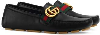 Gucci Noel Driving Loafer